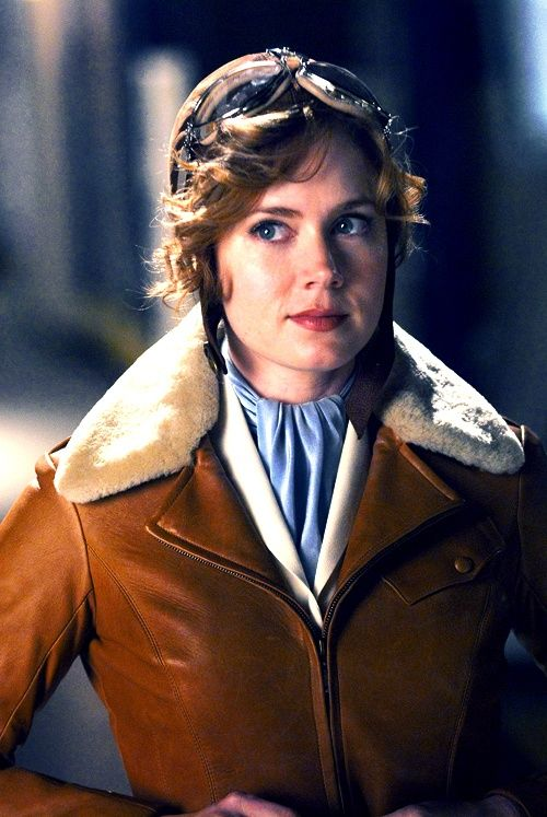 amy adams amelia earhart | Amy Adams as Amelia Earhart in Night at the Museum: Battle of the ...