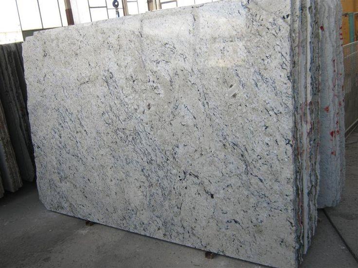 Light Colors For Granite Countertops : Best images about granite slabs white light cream