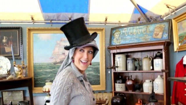 41 best flea market flip images on pinterest flea market for Lara spencer flea market show