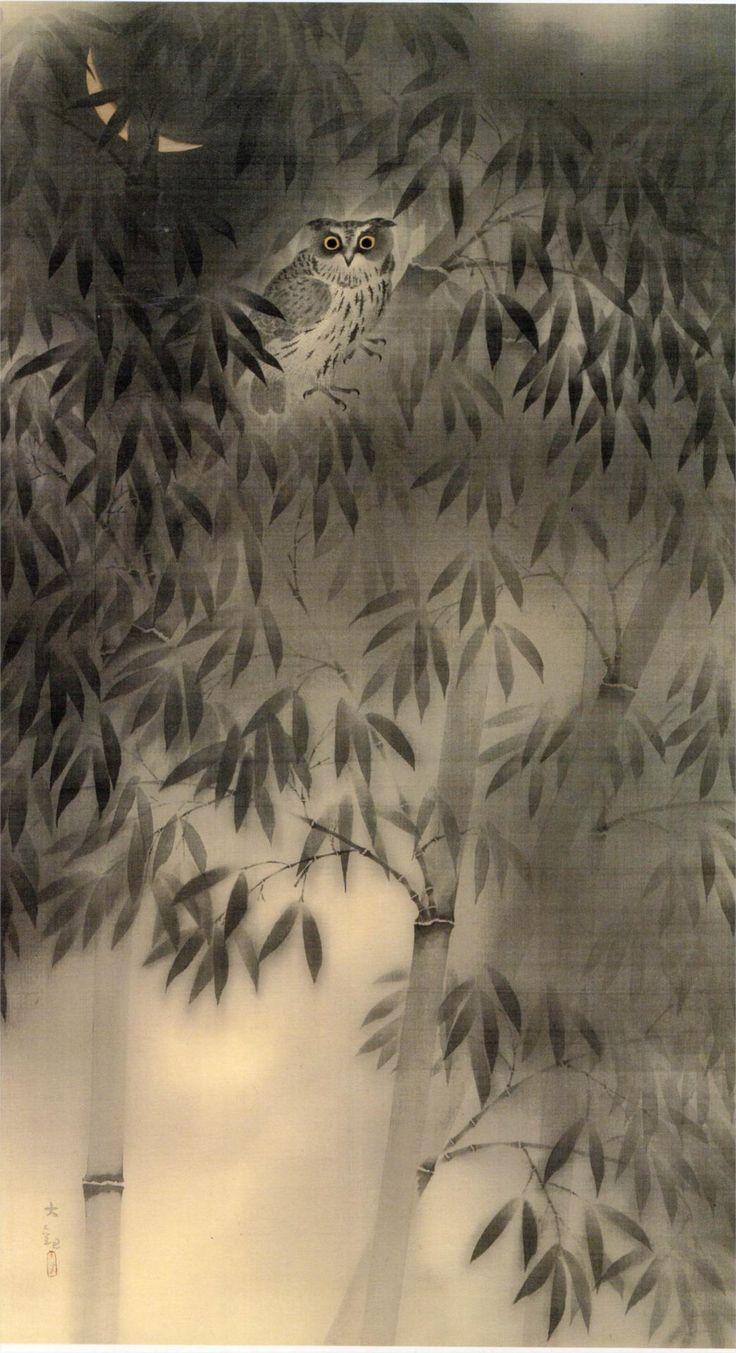 YOKOYAMA Taikan (1868-1958), Japan 横山大観