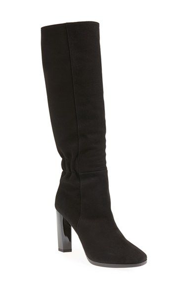 Diane von Furstenberg 'Pagri' Over the Knee Boot (Women) available at #Nordstrom Costs: $625 aka MY LEFT TIT AND A LOCK OF HAIR