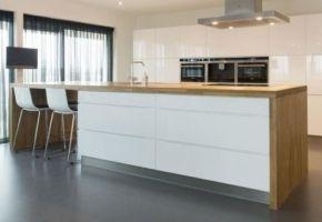 Motion Gietvloer in appartement Amsterdam - Woningen - Projecten - Motion gietvloeren