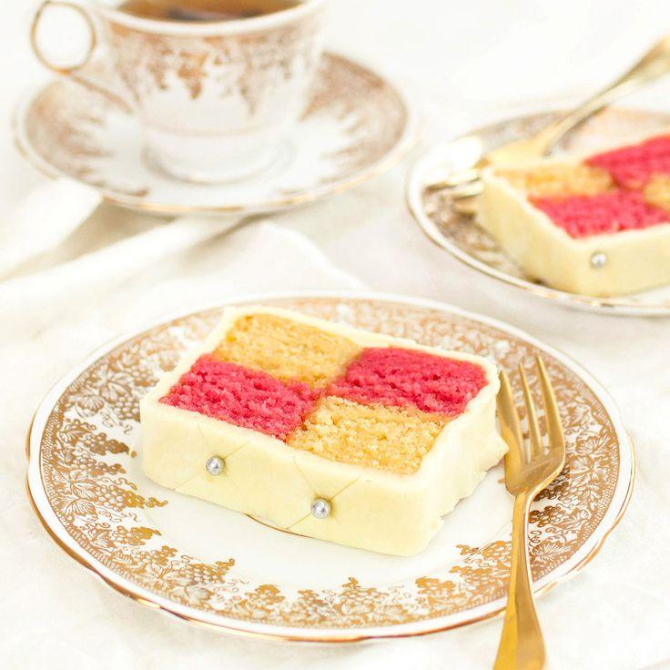 The Kiwi Cook   Battenberg Cake   http://thekiwicook.com