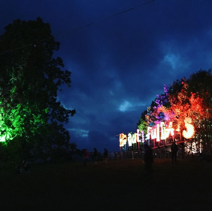 Beautiful Days festival.