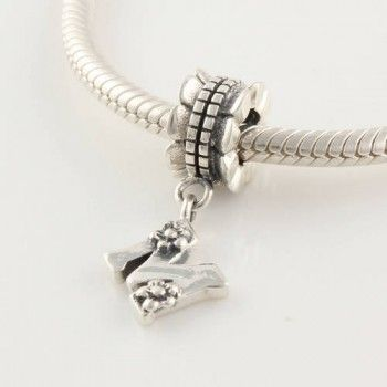 Letter M Initial Charm Initials Pandora And Charms T