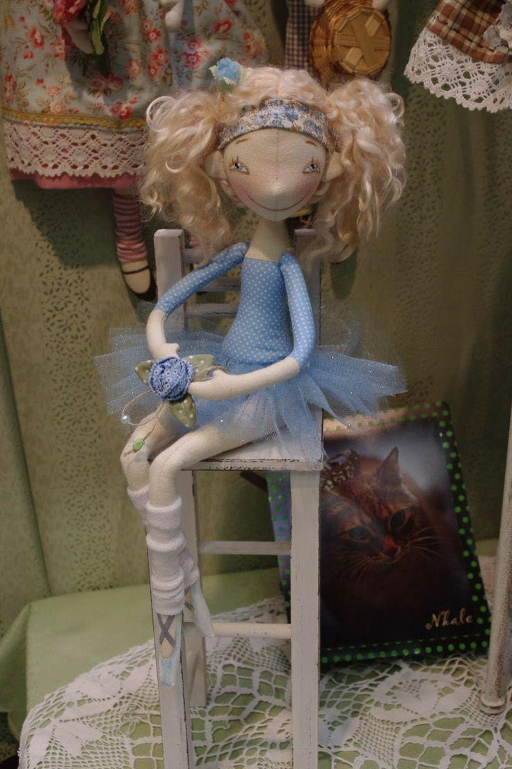 NKALE :-) В каждой игрушке сердце: Moscow Fair 2013, часть 3... наш стенд