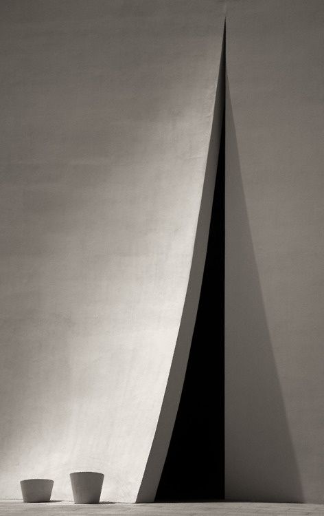 Capilla de San Basilio, Houston, Texas, EEUU.  Philip Johnson.