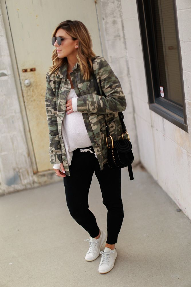 Best Thermal Tee Sale + Camo Jacket | Cella Jane
