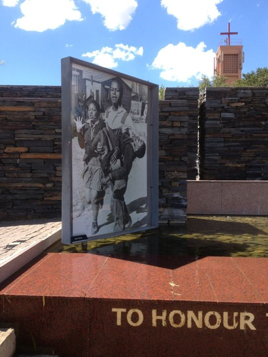 Hector Pieterson Museum - Named after the 13-year-old boy who was shot dead in the run-up to the Soweto uprising, Hector Pieterson Square, in Soweto, features a touching Hector Pieterson Memorial and the Hector Pieterson Museum. Read more: http://www.news24.com/Travel/South-Africa/10-things-to-do-in-Johannesburg-20130220 #travel #joburg #shotleft