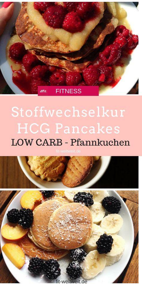 Rezepte für HCG Protein Pancakes (Stoffwechselkur geeignet) gebe ich dir hier. …