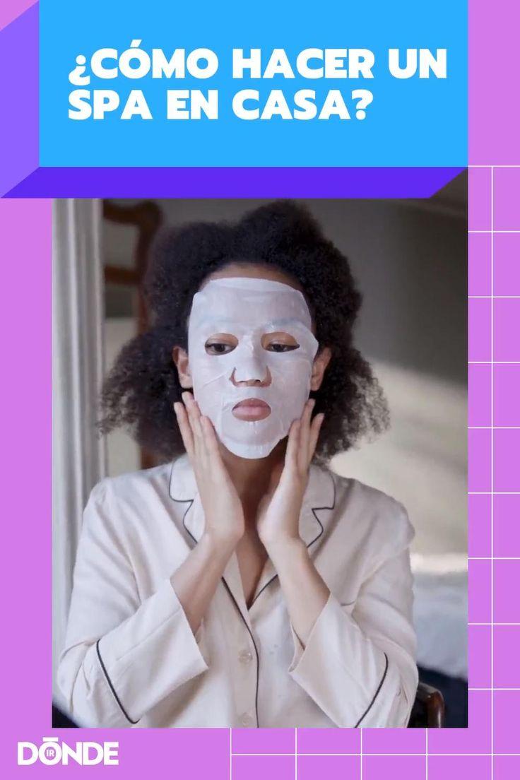 Si crees que debes pagar y salir por pasar una tarde de relajación en un spa, te equivocas! Aquí te decimos cómo armar uno en casa. Beauty Hacks, Joker, Make Up, Skin Care, Health, Random, Cucumber Face Mask, At Home Spa, Exfoliating Scrub