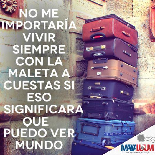 Viajar es un regalo para el alma!!