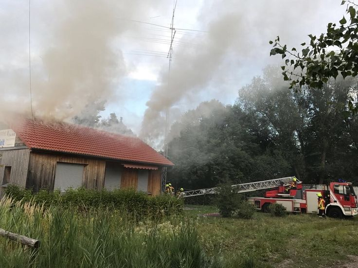 Fire in Amateur Radio Club in Germany | QRZ Now – Ham Radio News!