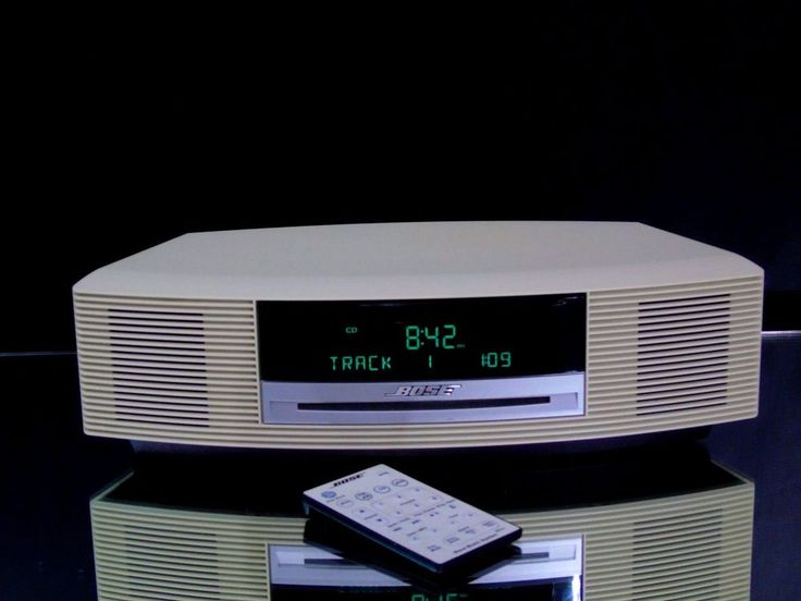 Bose Wave Music System AWRCC2 AM/FM Radio CD Player AUX Alarm Clock Remote    Consumer Electronics, TV, Video & Home Audio, Home Audio Stereos, Components   eBay!