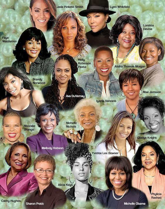 20 AKA pearls who are changing the world | Aka sorority ...