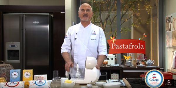 ¡Aprendé a hacer la #pastafrola junto a Osvaldo Gross!  #Receta #OsvaldoGross #Dessert #Repostería #postre