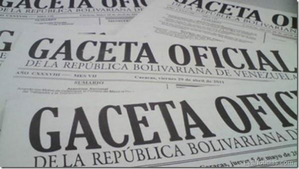Gaceta Oficial: Ordenan intervención de Corpoelec - http://www.leanoticias.com/2013/04/25/gaceta-oficial-ordenan-intervencion-de-corpoelec/