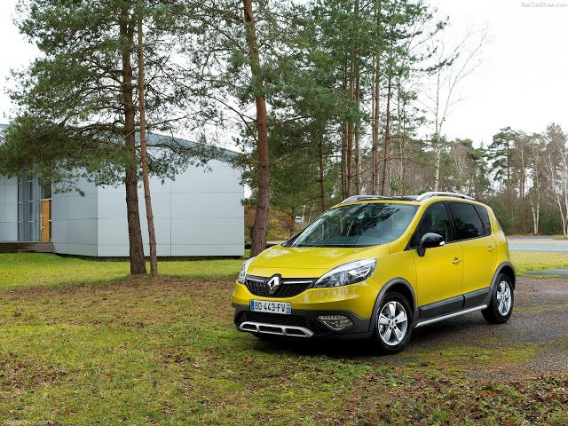 All Cars NZ: 2013 Renault Scenic XMOD