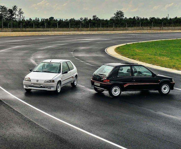 Peugeot 106 Rally Mk1