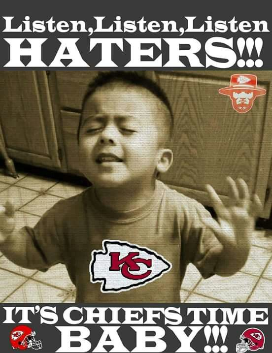 It's chiefs Time Baby!!!!!