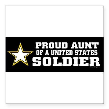 Military Magnetic Bumper Stickers