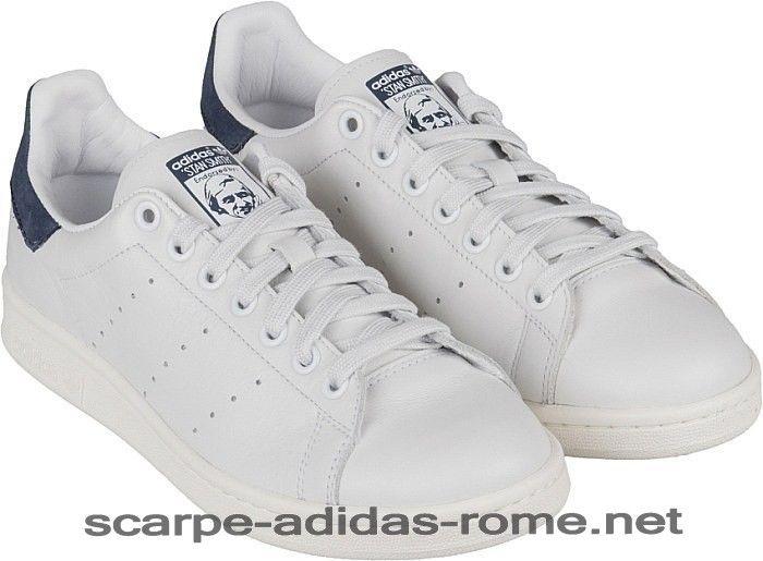 Bianche/Neo Bianche/New Navy Adidas Stan Smith Uomo/Donna Neo D67362 Scarpe (Adidas rome) - Bianche/Neo Bianche/New Navy Adidas Stan Smith Uomo/Donna Neo D67362 Scarpe (Adidas rome)-31