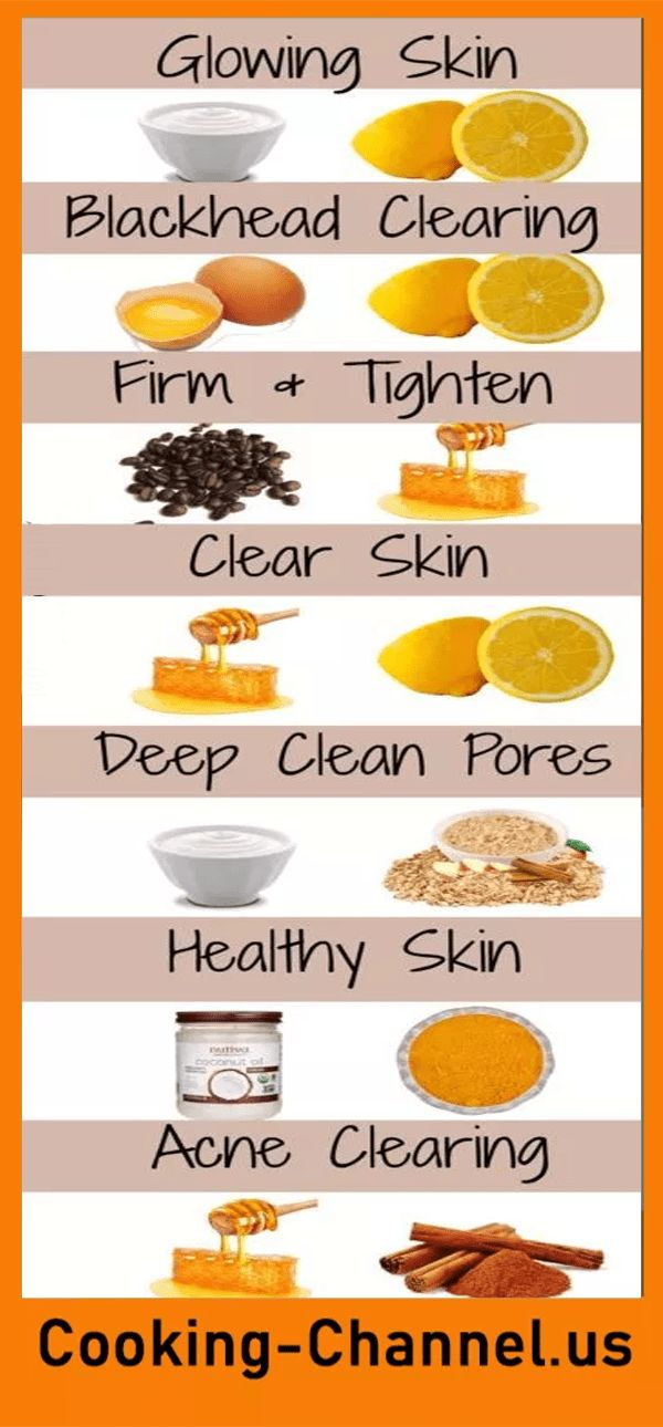 7 DIY FACE MASKS FOR GLOWING SKIN