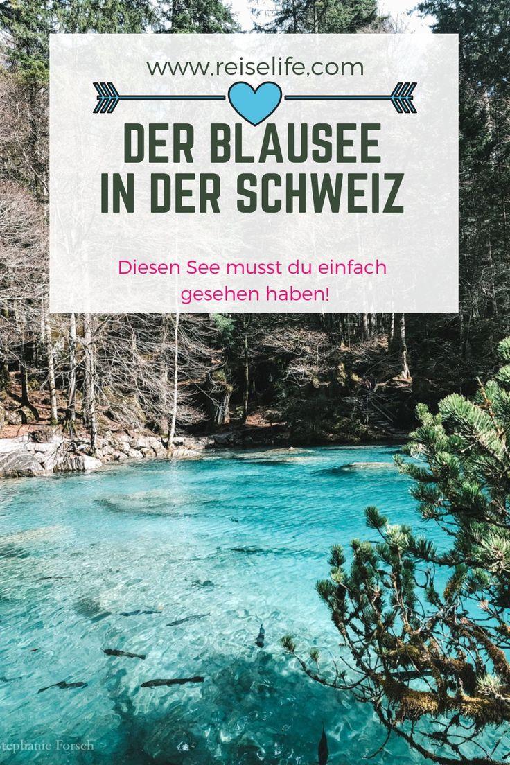 Schweiz Roadtrip – Wo die Schweiz am schönsten ist