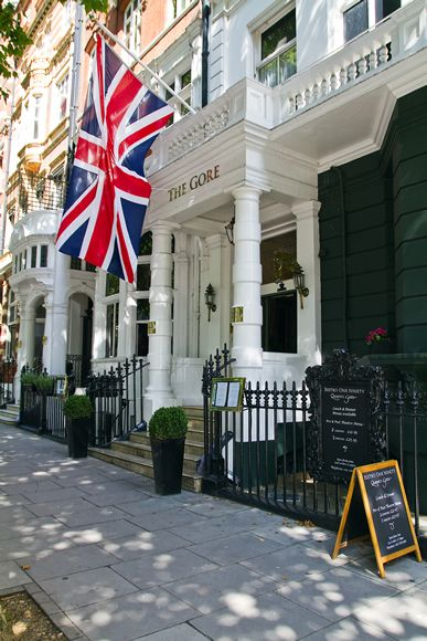 The Gore Hotel - London