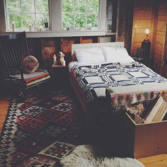 Decor Inspiration: The Cabin In Maine