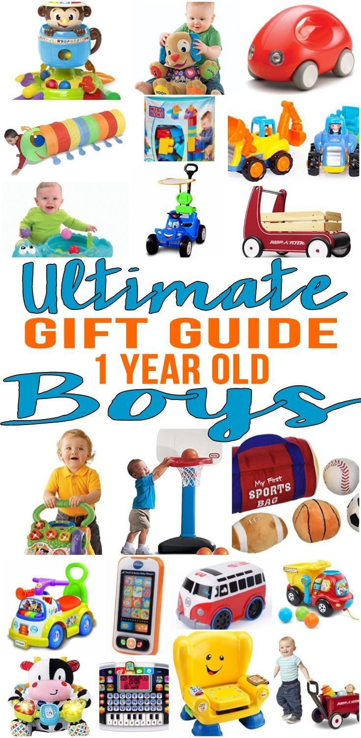 BEST Gifts 1 Year Old Boys! The ultimate gift guide for gifts for 1 year  sc 1 st  Pinterest & Best Gifts For 1 Year Old Boys | First Birthday Gifts | 1 year old ...