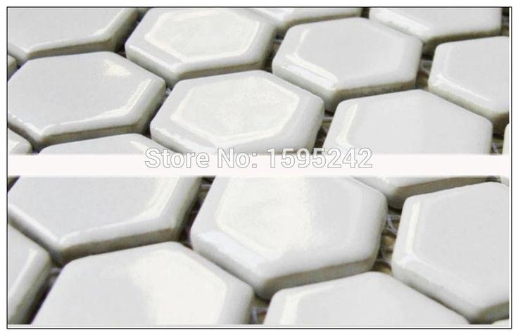 Cheap Hexagonal porcelana azulejos de mosaico de pared del ajuste cerámica del azulejo de mosaico mediterráneo pared del baño de ladrillo aseo mosaico azulejos, Compro Calidad Mosaicos directamente de los surtidores de China:               Artículo:  De gama alta de mosaico de porcelana azulejos de cerámica            Material:       De cerámic