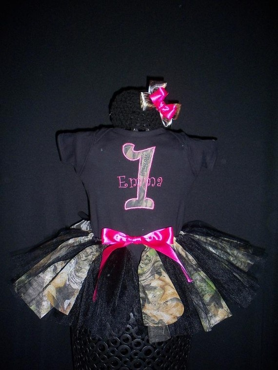 Camo Diva's Birthday Outfit. How sweet!!