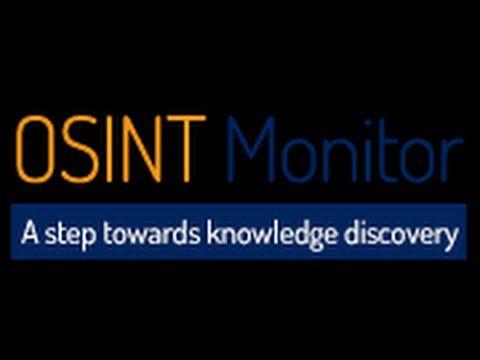OSINT Monitor | Social Media Monitoring Osint Monitor Tool  http://www.ctsin.com/products/osintmonitor-social-media-monitoring-tools.aspx