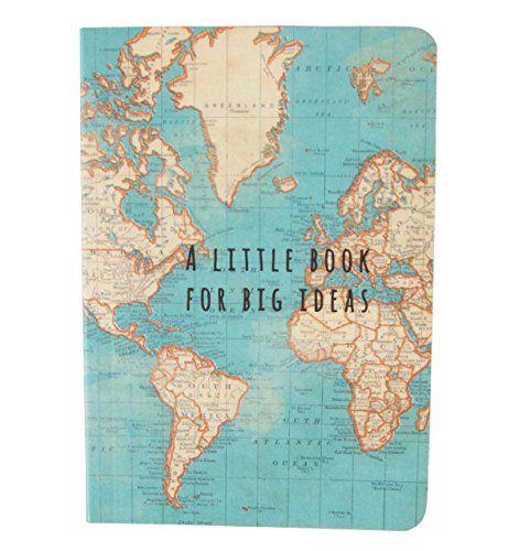 Shop // Notizbuch für deine Reise. Notiere dir deine Bucket-List und notiere die schönsten Erlebnisse deiner Reisen in diesem Buch.