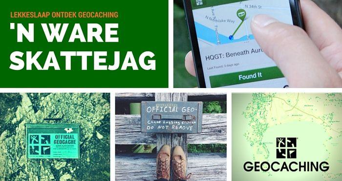 Geocaching 101: 'n gids vir beginners. Hierdie blog sal jou alles vertel wat jy moet weet om jou eie geocaching-avontuur te begin!