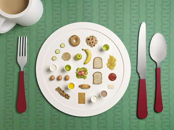 A Day on My Plate: Athletes' Meals