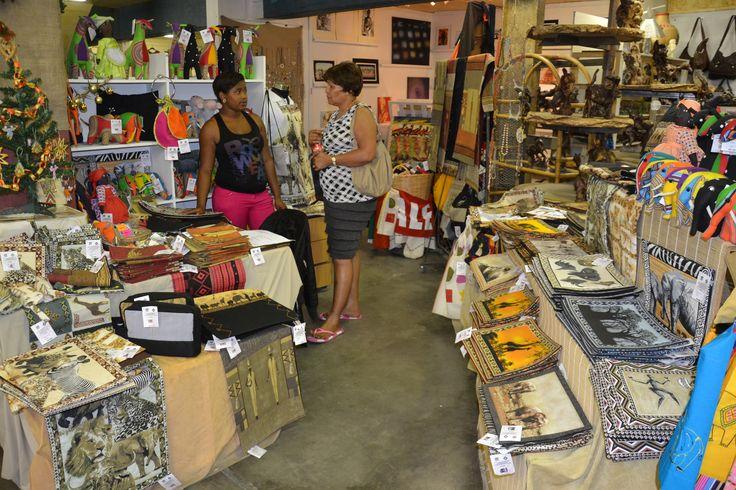 Shop at Windhoek/ Obchod ve Windhoeku.