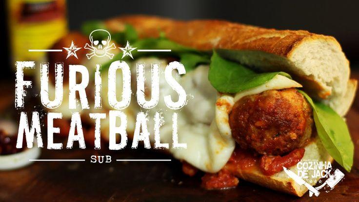 Furious Meatball Sub   A Maravilhosa Cozinha de Jack S04E16 - YouTube