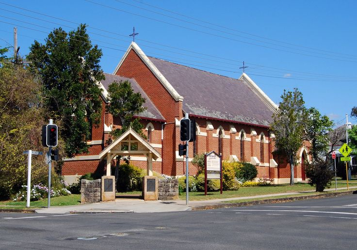 All Saints, Anglican Church, Nowra, NSW