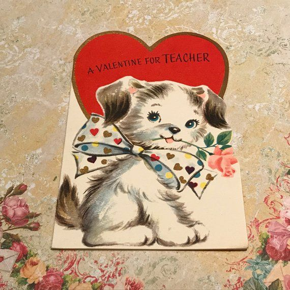 I REARLY LIKE YOU CAT VALENTINESGREETING CARD LOVE CARDFROM THE CAT