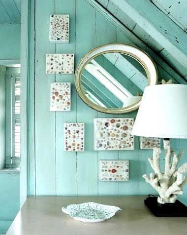 other than white, this is the ultimate Beach Cottage Color!