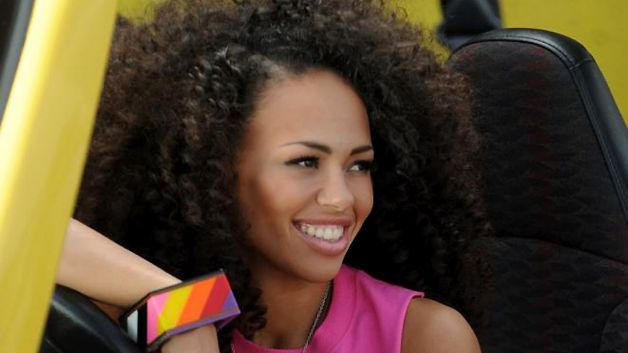 erika bydu natural hairstyles   Celebrity Interview Video, Exclusives, haircare, Elle Varner, QA ...