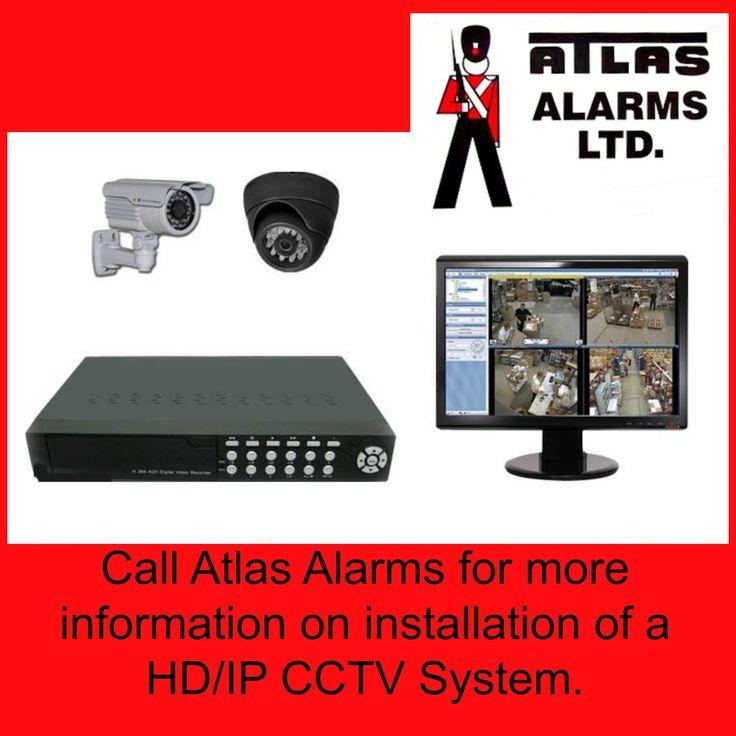 Atlas Alarms installs HD/IP CCTV Systems, give us a call at 604-876-5000.