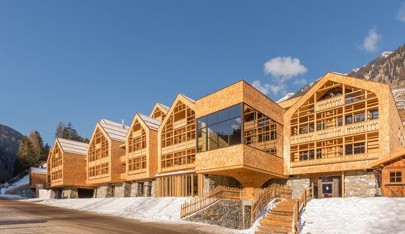 Tenne Lodges - Ratschingstal, Ratschings - 4s Sterne Hotel - Südtirol