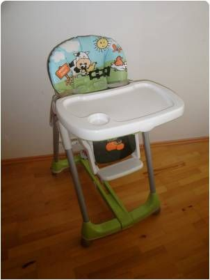 Jídelní židlička Peg-Pérego  z bazaru