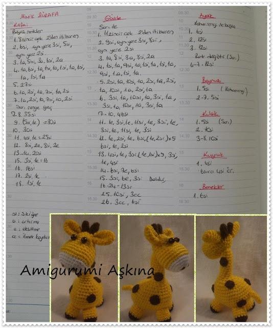 Amigurumi Sake: Ricette-Free Patterns amigurumi