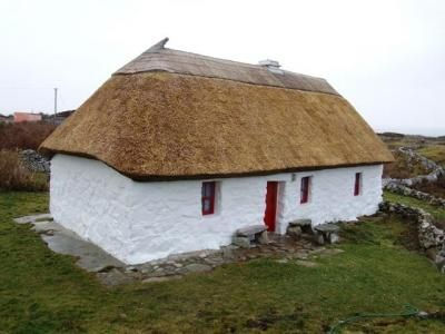Traditional Irish Houses Ireland S Old Tradition Of