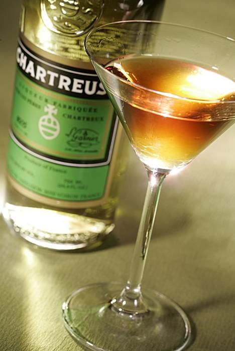 The Tipperary Cocktail: Green Chartreuse, Irish Whiskey, Sweet ...