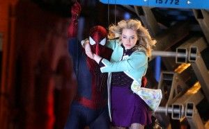 """""""The Amazing Spider-Man 2: Il potere di Electro"""" nelle sale milanesi MilanoWeb.com"""